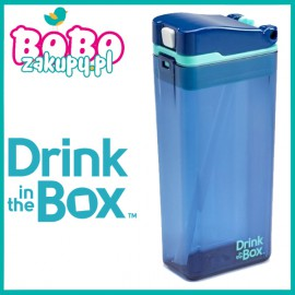 Drink in the box Bidon ze słomką 355 ml Nowy wzór