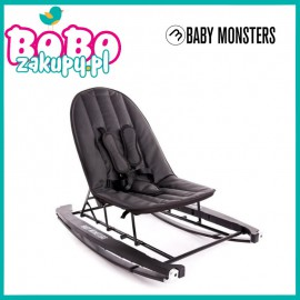 BABY MONSTERS SWING&FLAT Leżaczek 0-9 kg