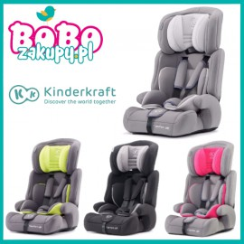 Kinderkraft Fotelik samochodowy Comfort Up 9-36 kg