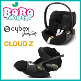 Fotelik samochodowy Cybex Cloud Z I-Size Jeremy Scott Wings Fashion Collection (0-13Kg)