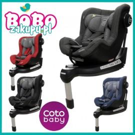COTO BABY Solario Black Edition Fotelik 0-18kg