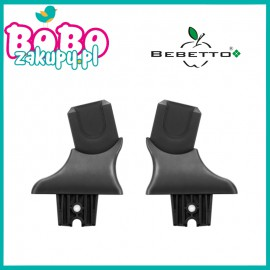 Bebetto Adapter Multi do fotelika Maxi Cosi BeSafe Cybex