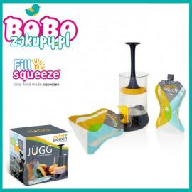 Fill N Squeeze - Nutripouch MINI zestaw startowy