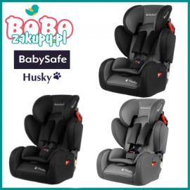BabySafe fotelik samochodowy Husky 9-36 kg