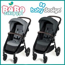 Baby Design Look Air kolory 2020 Wózek Spacerowy