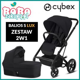 CYBEX Balios S LUX 2w1 nowość 2020