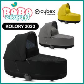 CYBEX PRIAM 2.0 GONDOLA LUX CARRY COT KOLORY 2020