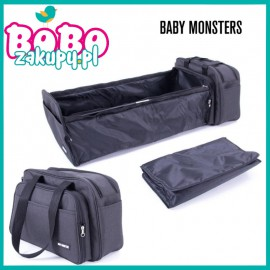 BABY MONSTERS TORBA PODRÓŻNA SLEEPY BAG