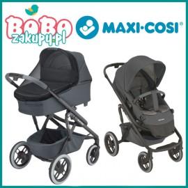 Wózek 2w1 Maxi Cosi LILA XP 0-22 kg + gondola ORIA XXL