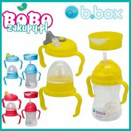 B.BOX Kubek 240 ml Zestaw 4w1 wielofunkcyjny