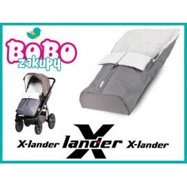 ŚPIWOREK X-LANDER X-COSY 2016/2017 GRAPHITE