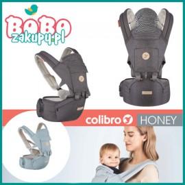HONEY Colibro 12w1 nosidło dla dzieci od 3 do 24 miesięcy, do 18kg