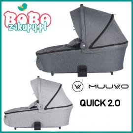 Muuvo Quick 2.0 Gondola do wózka