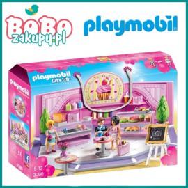 Playmobil 9080 Kawiarnia Cupcake