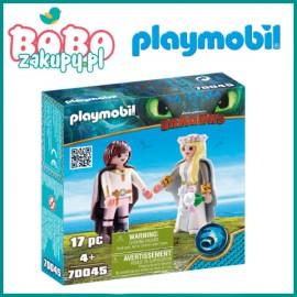 Playmobil 70046 Figurki młoda para Dragons