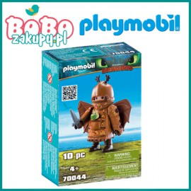 Playmobil 70044 Śledzik w zbroi do latania Dragons