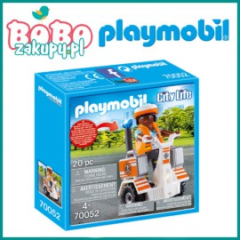 Playmobil 70052 Ratowniczy Balance Racer