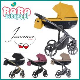 Wózek wielofunkcyjny JUNAMA SAPHIRE 2w1 NOWOŚĆ