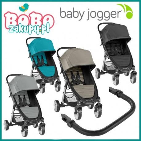 Baby Jogger City mini 2 NOWOŚĆ Gratis Pałąk