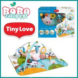 Tiny Love Mata Gimnastyka Dla Bobasa Z Pałąkami Farma
