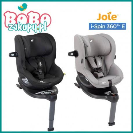 JOIE I-SPIN E ISOFIX FOTELIK SAMOCHODOWY 0-18KG