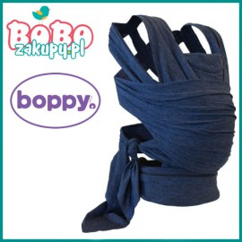 Chicco Boppy ComfyFit Nosidełko dla dziecka BLUE