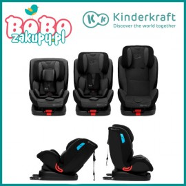 Kinderkraft fotelik samochodowy VADO 0-25kg ISOFIX