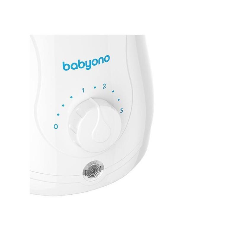 BABYONO Podgrzewacz elektryczny z funkcją sterylizacji
