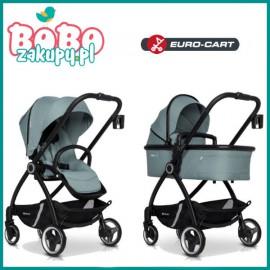 Euro Cart CROX Wózek 2w1 z przekładanym siedziskiem do 22 kg!