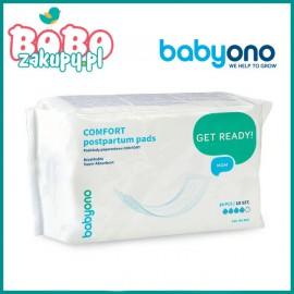 BABYONO 502 Podkłady poporodowe Comfort