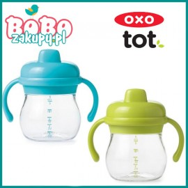 OXO Transitions Kubek 150 ml Twardy Ustnik 6m+