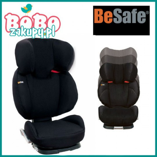 Fotelik samochodowy BeSafe iZi Up X3 15-36kg