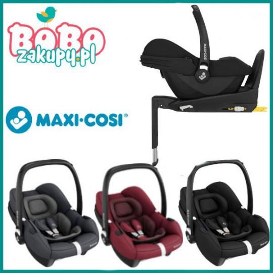MAXI-COSI TINCA Fotelik + Baza FamilyFix 2