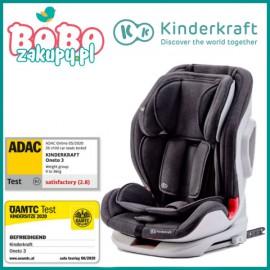 Kinderkraft ONETO3 fotelik samochodowy 9-36kg ISOFIX