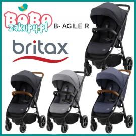 Wózek spacerowy Britax B-AGILE R 0-22 kg