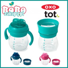 OXO Transitions 2w1 Kubek Treningowy Set 4m+