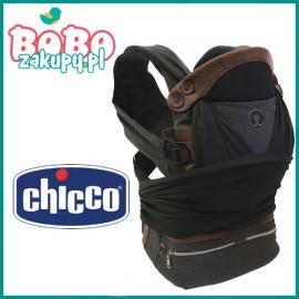 Chicco Boppy ComfyFit LUX Nosidełko dla dziecka CHARCOAL
