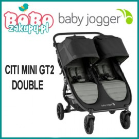 Baby Jogger City Mini GT2 Double SLATE