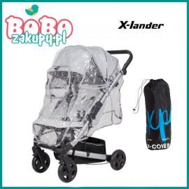 FOLIA X-Cover do wózków X-LANDER X-Go Raincover