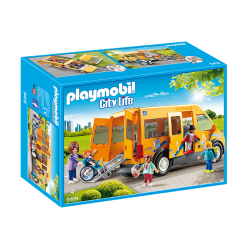 Playmobil City Life Autobus...