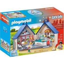 Playmobil 70111 Przenośny...