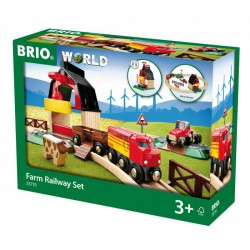 BRIO World Kolejka...