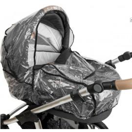 Pokrowiec II przeciwdeszczowy do wózków z gondolą