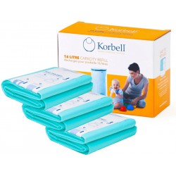 Korbell Standard 3-pack...