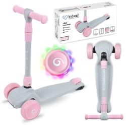 Kidwell JAX Gray/Pink...