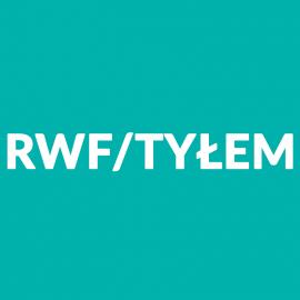 RWF / TYŁEM